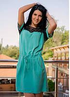 Женское платье  Италия
