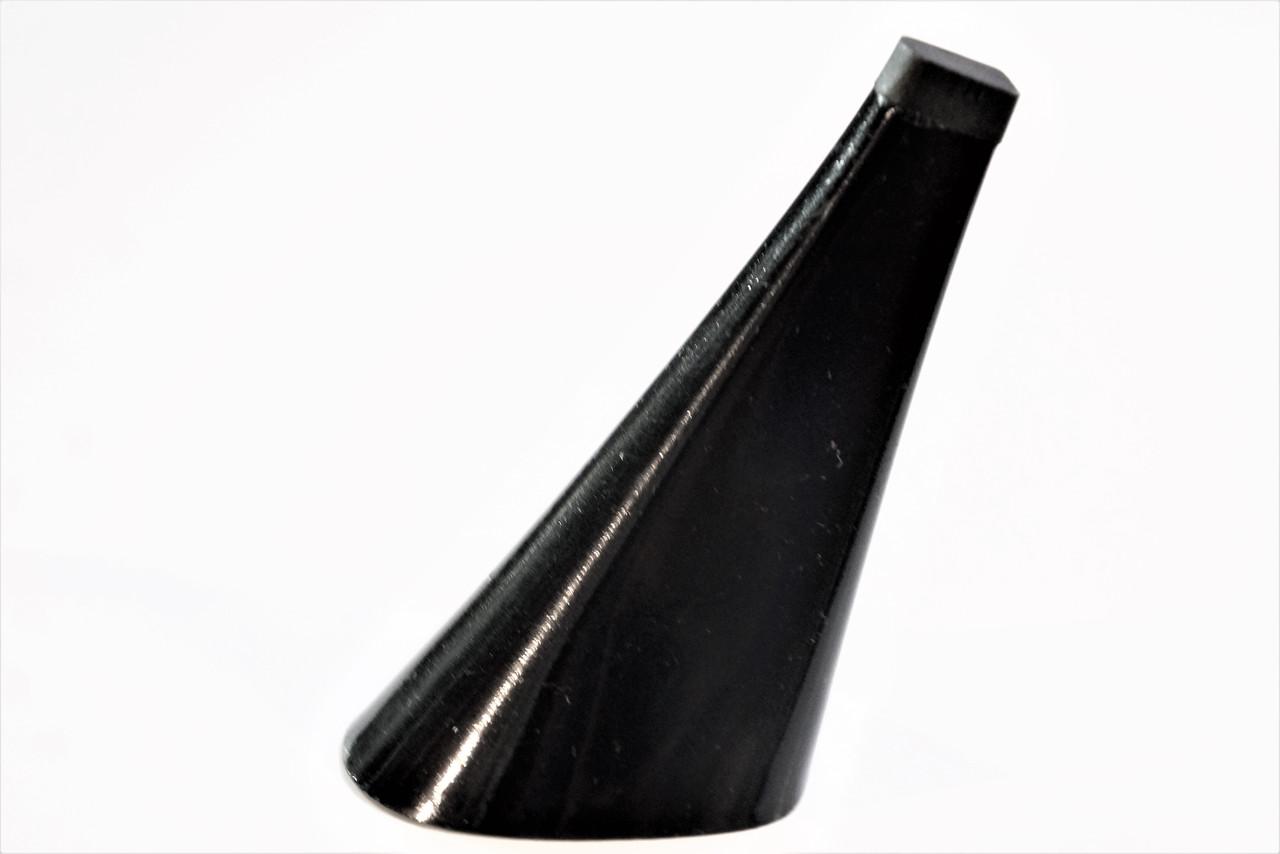 Каблук женский пластиковый 80-002 р.1-3  h-8,2-9,0 см.