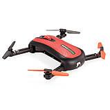Квадрокоптер HC652W Mouse Drone с Wi Fi камерой | складной дрон, фото 2