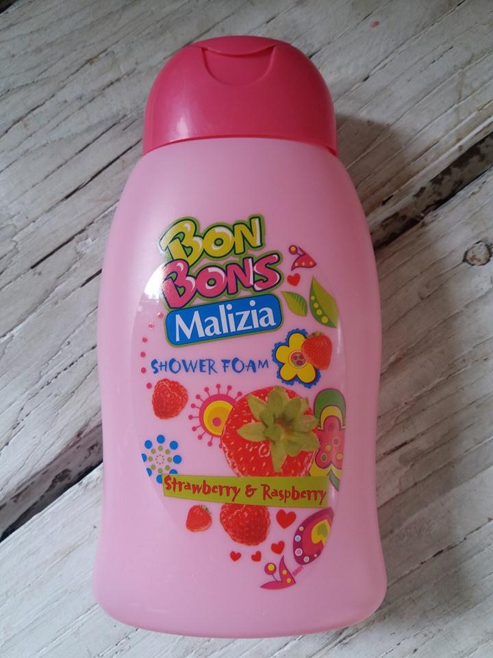 Дитячий гель-шампунь без сліз Бон Бонс з Італії -  для найменших