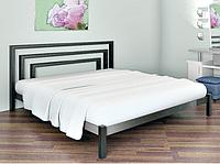 Кровать  Брио- 1. Метакам. Металлическая кровать.