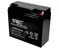 Аккумулятор UKC 12V 18A H/20HR ZC