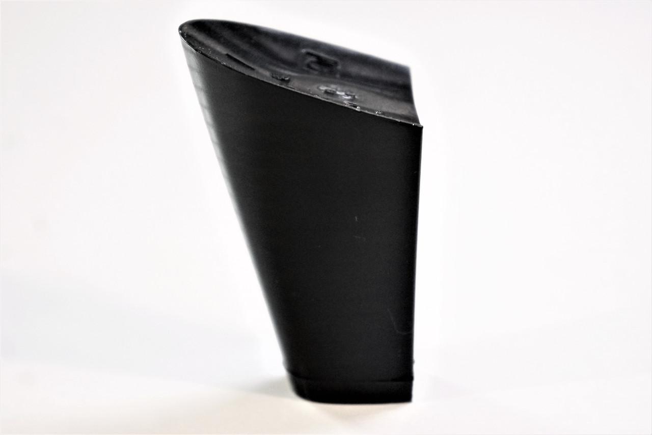 Каблук женский пластиковый 7051 р.1-3  h-7,0-7,7 см.