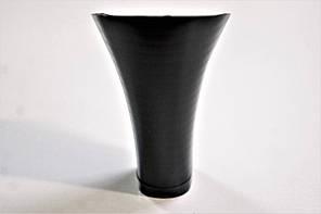 Каблук женский пластиковый 7051 р.1-3  h-7,0-7,7 см., фото 2