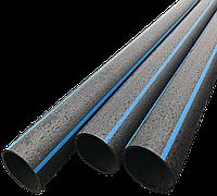 Труба полиэтиленовая для воды 200х9,6мм ПЭ100 SDR21 8 атм