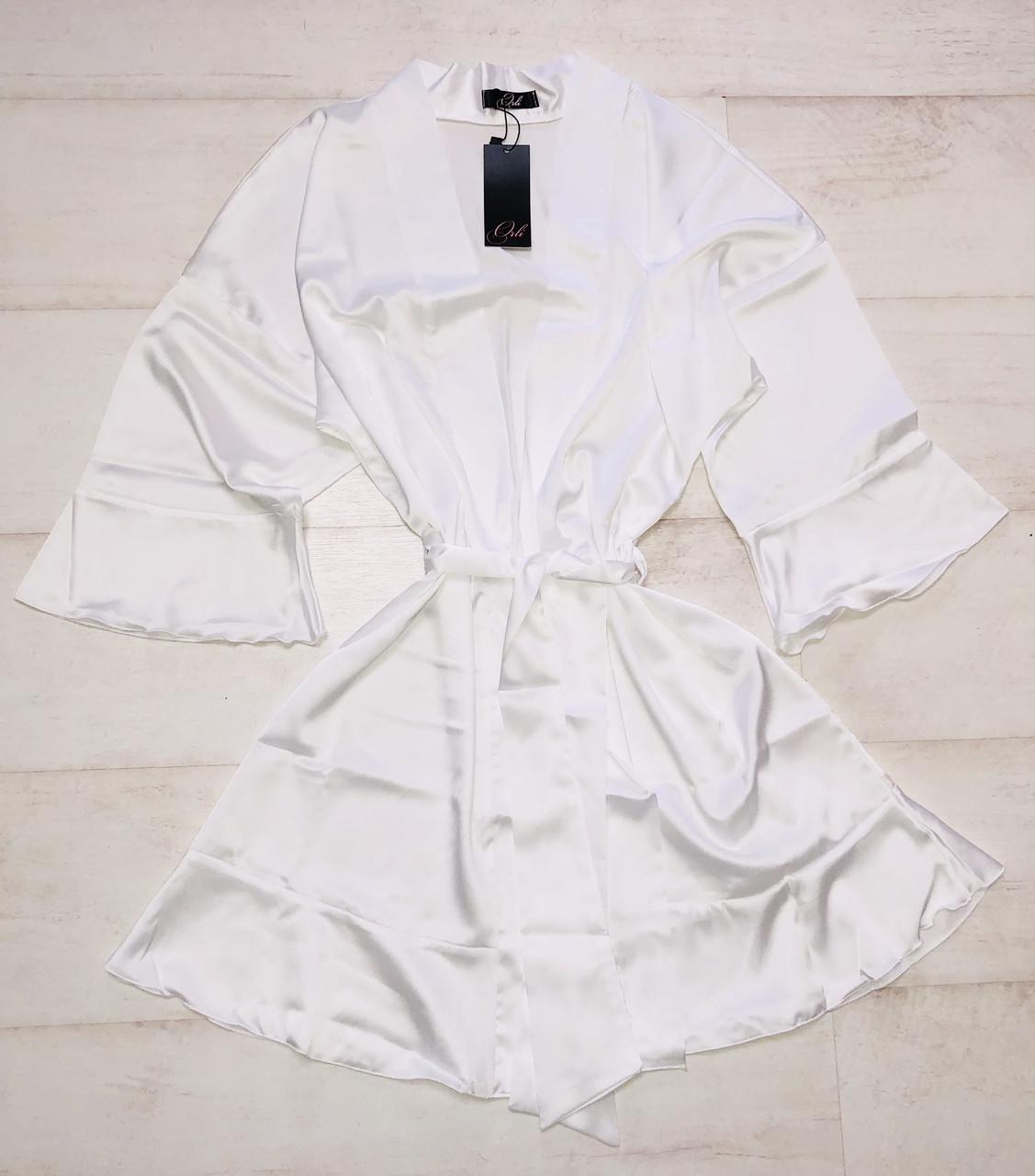 Белый халатик  Orli