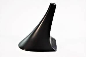 Каблук женский пластиковый 7594 р.1-3  h-7,0-7,6 см., фото 2