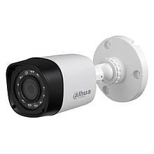 Камера видеонаблюдения 2 МП 1080p HDCVI видеокамера DH-HAC-HFW1200RP-S3 (3.6 мм)