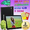 "Игровой 4G Планшет-Телефон Samsung Galaxy Tab SC1013 4G 10.1"" IPS 2 GB RAM 32 GB ROM GPS FM + Чехол"