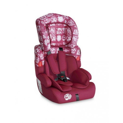 Автокрісло Bertoni Kiddy група 1/2/3 (9-36 кг)
