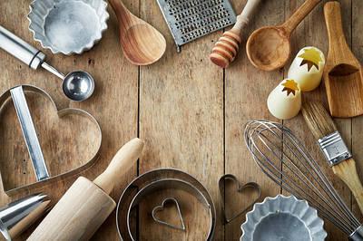 Инструменты для десертов