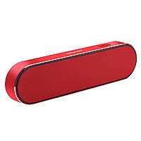 Акустическая блютуз колонка  AWEI Y220 BT Red Bluetooth