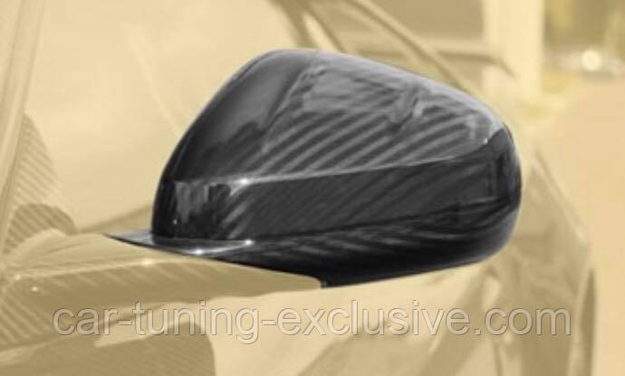 MANSORY mirror masks for Ferrari F12 Berlinetta