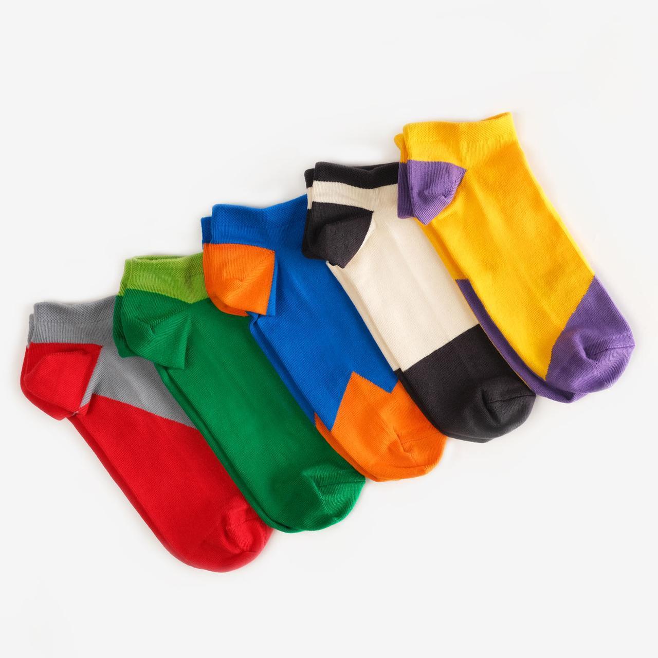 Шкарпетки Dodo Socks набір Tucan 42-43, 5 шт