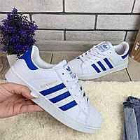 Кроссовки женские Adidas Superstar  00034 ⏩ [ 36.37.38.39 ]