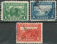 США - Сан-Франциско 1914-1915