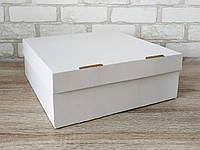 Самозбірна коробка для пирога 300*300*110, фото 1
