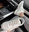 """Женские кроссовки Chanel """"white"""", фото 4"""