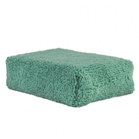 Аплікатор з мікрофібри Green Microfiber Applicator Pad Chemical Guys, MIC29802, фото 1