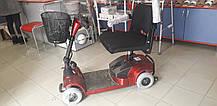 Электрическая инвалидная кресло-коляска (скутер) KKSZ4 Електричний мопед