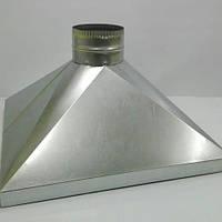 Зонт вентиляционный прямоугольный