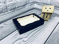 *10 шт* / Коробка для пряников / 100х150х30 мм / печать-Черн / окно-обычн, фото 1