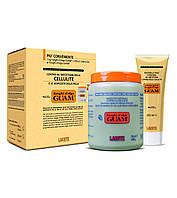 GUAM Антицеллюлитная маска из водорослей 1 кг + антицеллюлитный гель 250 мл