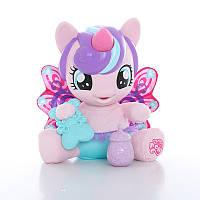 Интерактивная Hasbro My Little pony Flurry Heart Малышка пони-принцесса Фларри Харт 25 см русский язык (B5365)
