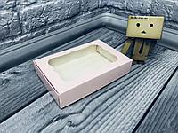 *10 шт* / Коробка для пряников / 100х150х30 мм / печать-Пудр / окно-обычн / лк, фото 1