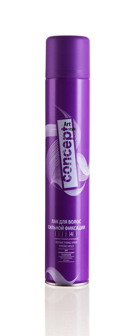 Лак для волосся сильної фіксації Concept 300 мл
