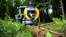Захваты трелевочные Scorpion Uniforest (Словения), фото 2