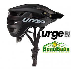Велошолом URGE SeriAll 58-61 см L/X 2019 UBP18812L чорний матовий