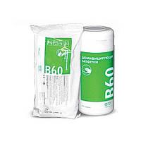 B 60 дезинфицирующие салфетки для небольших поверхностей ,OROCHEMIE