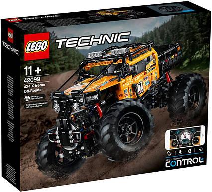 Lego Technic Экстремальный внедорожник 42099
