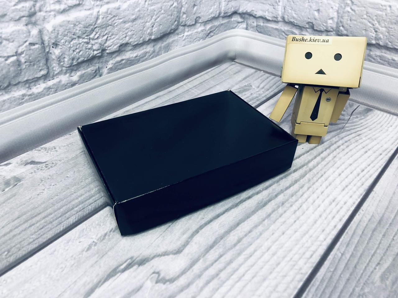 *10 шт* / Коробка для пряников / 100х150х30 мм / печать-Черн / б.о.