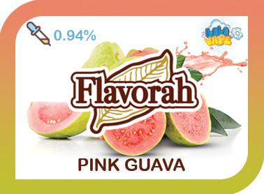 Pink Guava ароматизатор Flavorah (Розовая гуава)