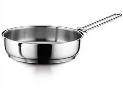 Сковорода из нержавеющей стали 26 см Hascevher Anett 3TVDGR0026003