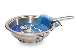 Сковорода з нержавіючої сталі Arian Gastro 18см 4TVCLK0018003