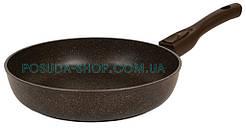 Сковорода антипригарная с индукционным дном Биол 24 см 24073И