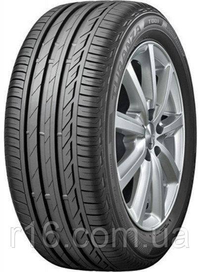 Bridgestone Turanza T001 225/55R17 97V Japan 2016 лето
