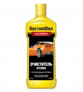 Очиститель кузова от битума и следов насекомых Doctor Wax DW5628  300мл
