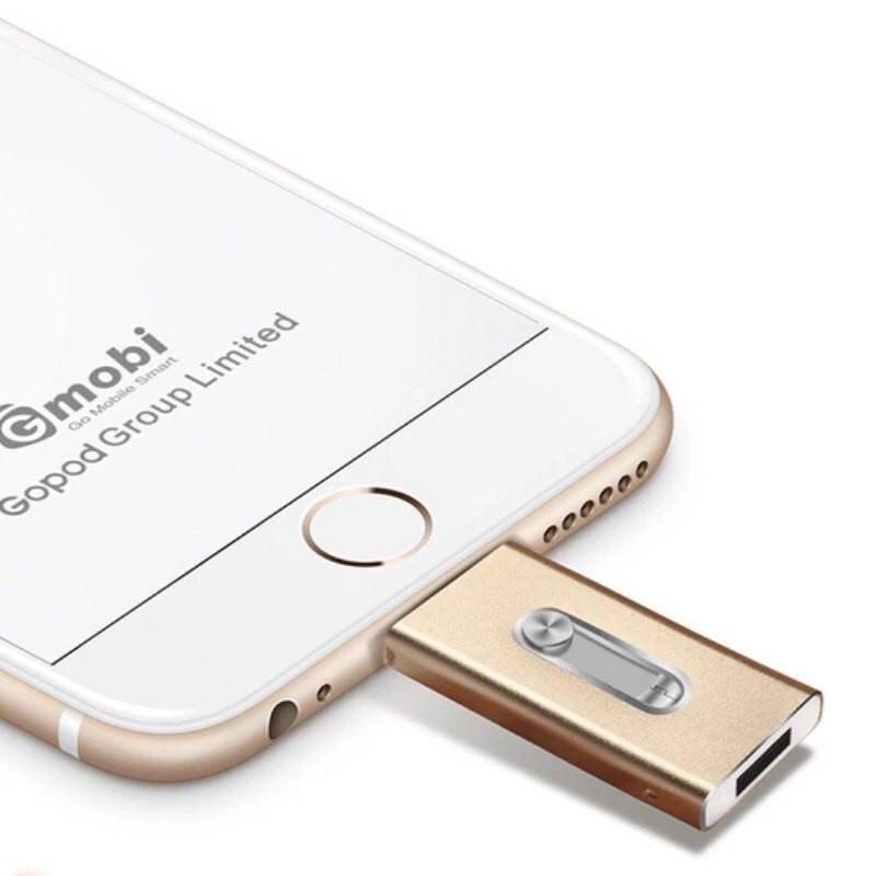 Usb flash/флешка 64 Gb для Iphone/Ipad