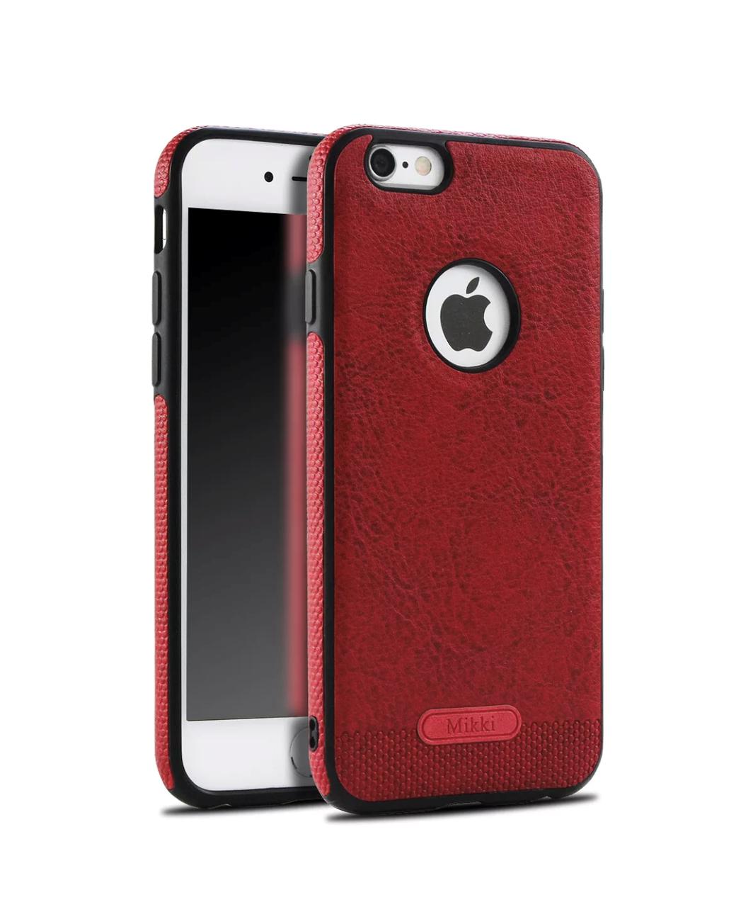 Чехол  для Iphone 6/6S кожаный бизнес-класса