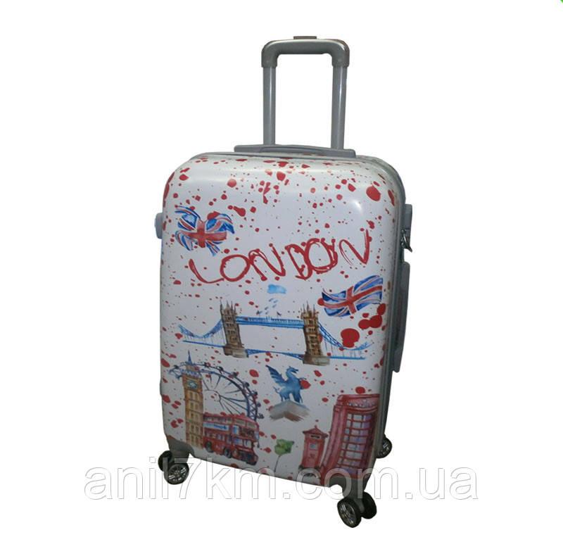 Малий ударостійкий валізу LONDON