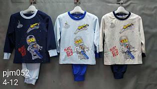Детская пижама для мальчика Ниндзяго. Венгрия. 4-8 лет