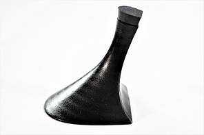 Каблук женский пластиковый 657 PGG р.1-2  h-6,4-6,6 см., фото 2