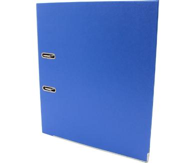 Папка-регистратор Economix Lux A4, 50 мм, синий E39722*-02