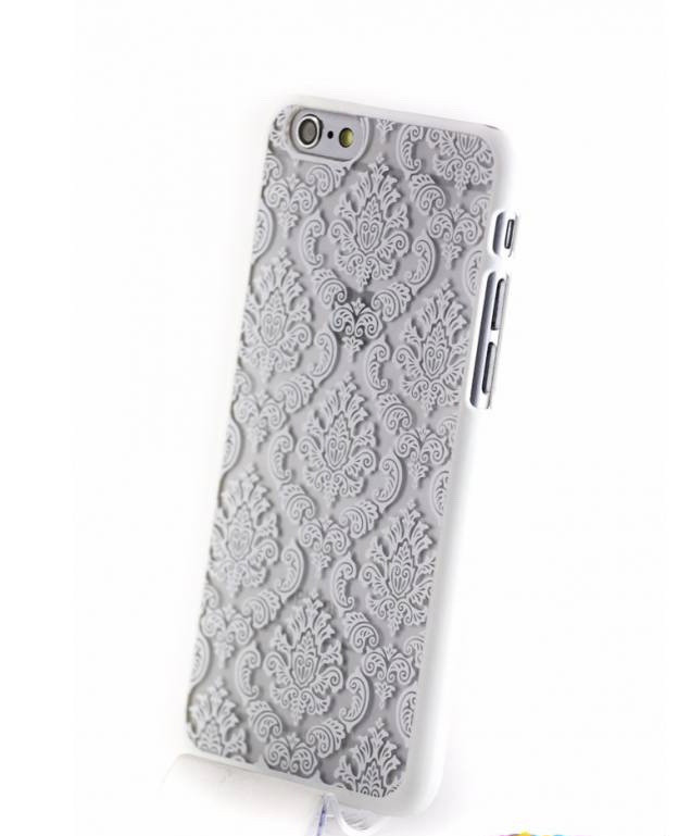 Накладка Чехол  ультратонкий  для Apple Iphone 6/6s  белый