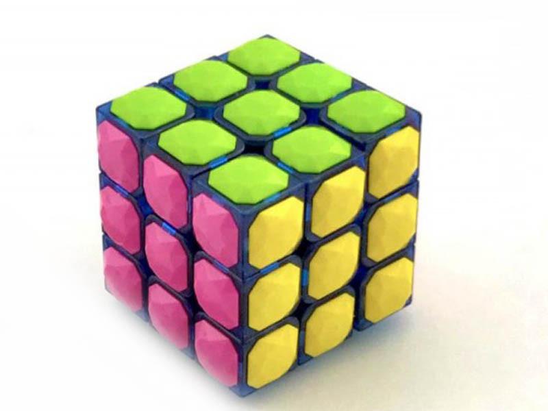 Кубик рубика Грани 3х3 (16-3)
