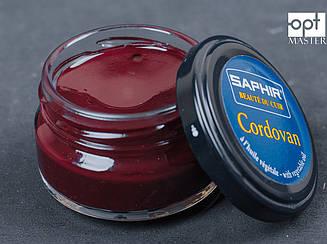 Крем для кожи кордован Saphir Cordovan, цв. кордован (71), 50 мл (sphr0052)